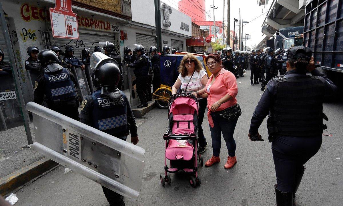 Narcobloqueos no convencen a Mancera, no existe Cartel Tláhuac