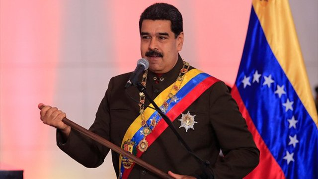 Maduro exige explicaciones a México por plan golpista