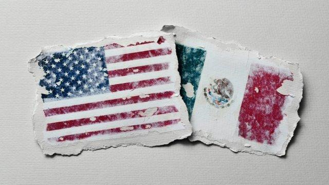 Déficit comercial México Estados Unidos en combustibles