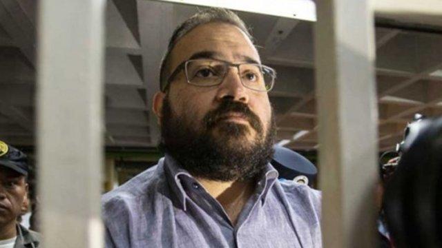 Duarte en su tercera comparecencia a tribunales de Guatemala