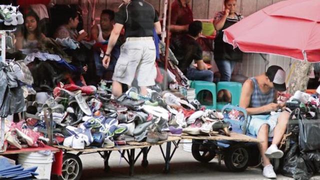 comercio informal en CDMX representa 40% del PIB local