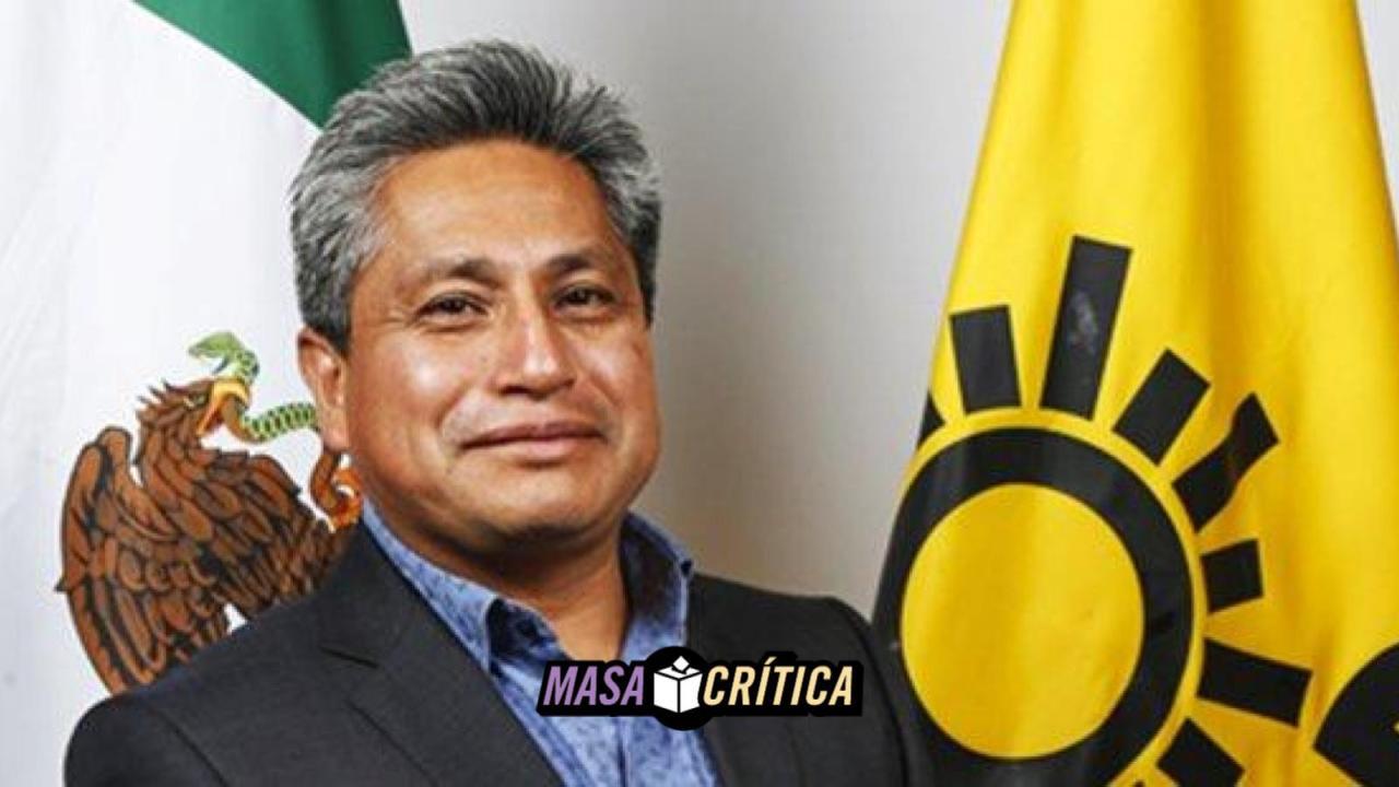 Dirigente del PRD en Oaxaca renuncia a su militancia