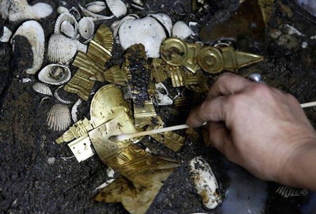 ofrenda, lobo, mexica, Templo Mayor, hallazgo, arqueológico