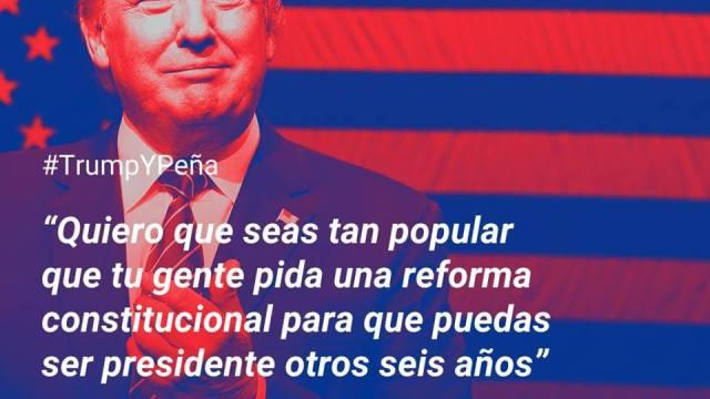 Trump buscará subir salarios de México en negociación del TLCAN.