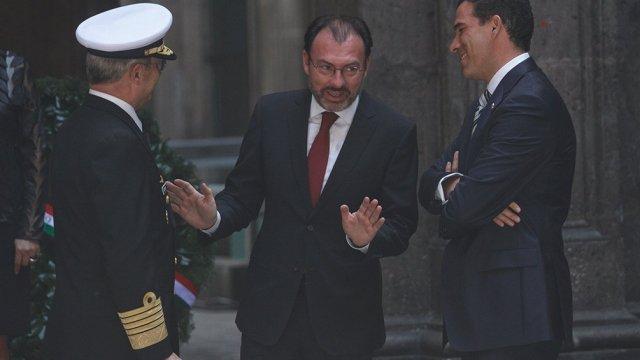 Pleito entre Videgaray y Maduro llega a redes