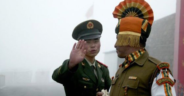 China India tensiones