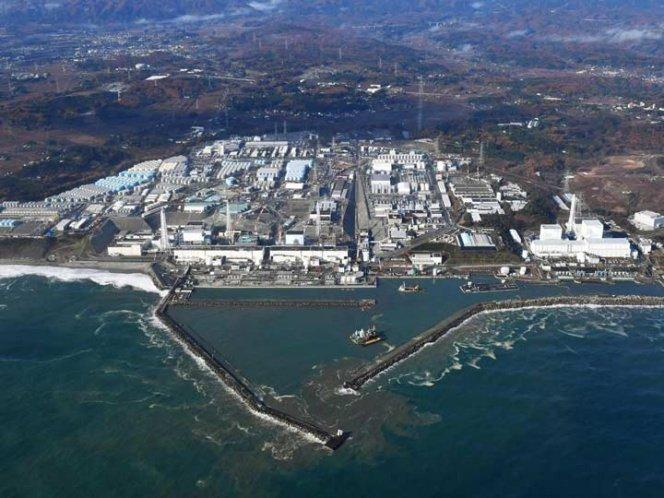 Encuentran bomba en central de Fukushima