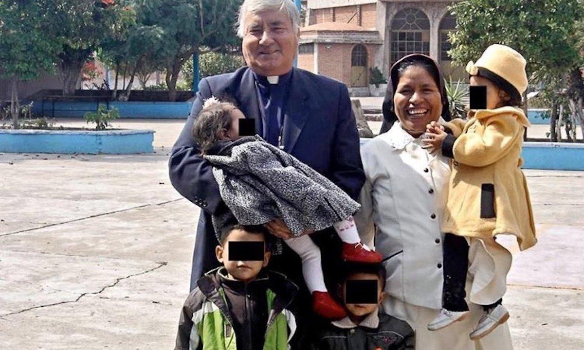 Pedro Gutiérrez Farías, ciudad niños, albergue salamanca, sacerdote
