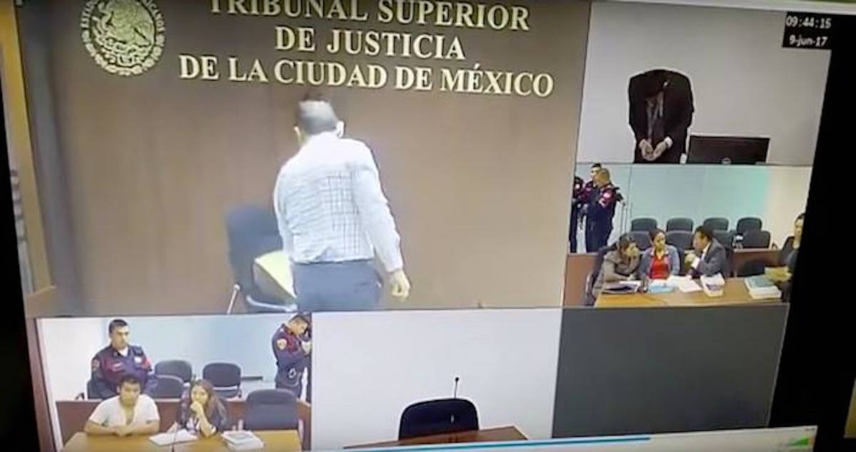 Edgar Agustín Rodríguez Beiza, juez berrinche, berrinche juez,