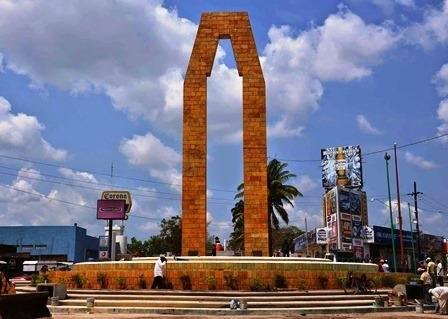 Monumento a la crayola vacía