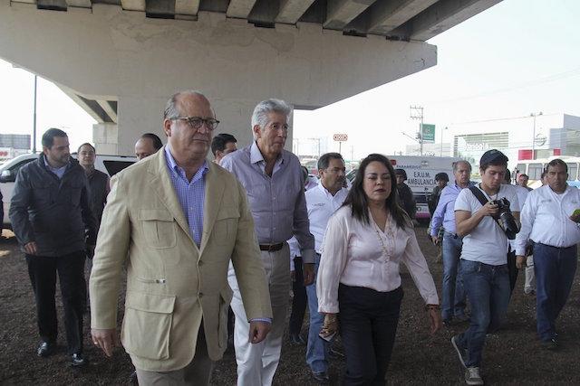 Ruiz Esparza y Graco Ramírez