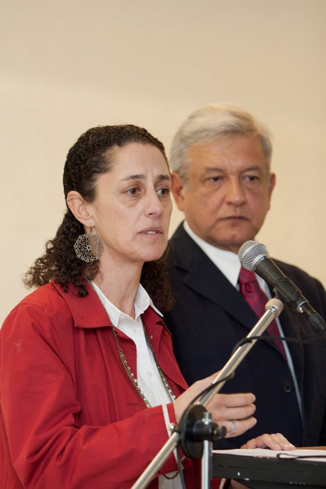 Sheinbaum Morena AMLO