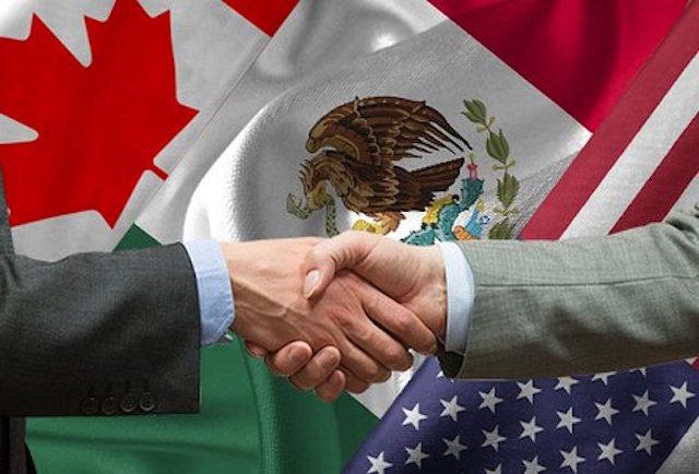 TLCAN Estados Unidos México Canadá