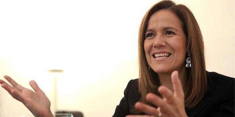 Zavala lanza video contra PRI, Morena y el PAN