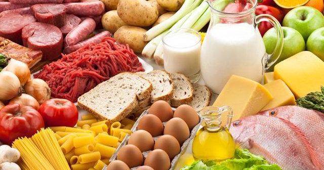 diversidad de alimentos dieta mediterránea