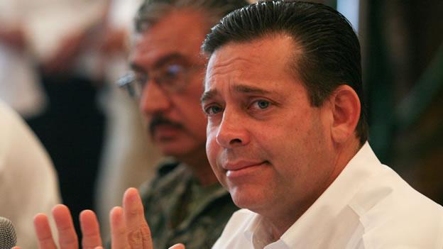 Se ampara Eugenio Hernández, exgober de Tamaulipas, de acción penal