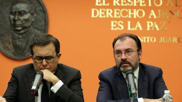 negociaciones TLCAN México listo por si EU sale del acuerdo
