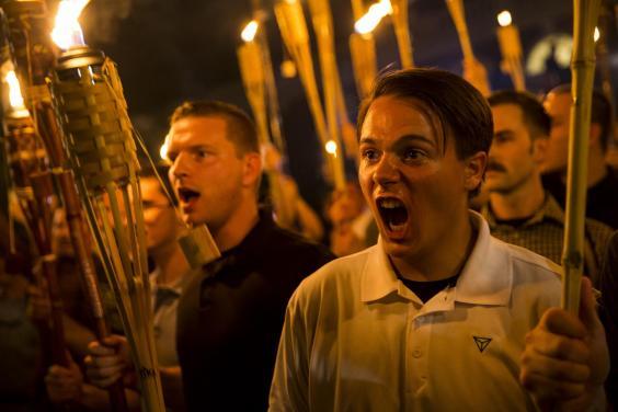 Nazis, terroristas y blanquitos dolitos, eso pasó