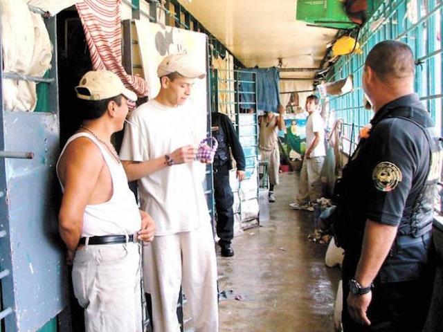 reclusorios México INEGI