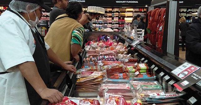 supermercados contra mayoristas