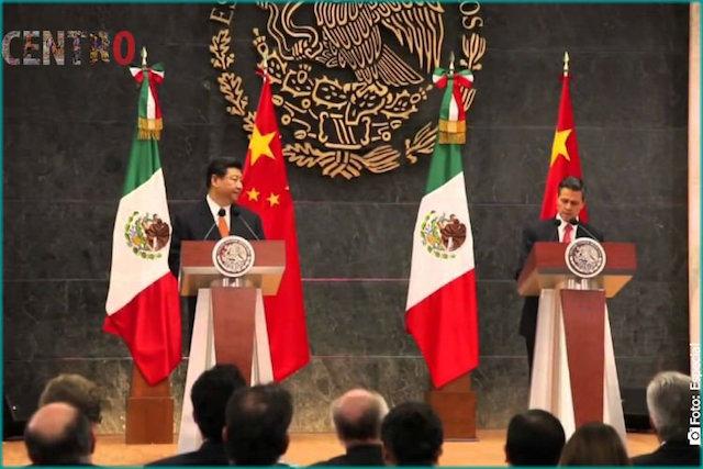 China México comercio TLCAN