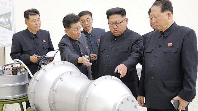 Corea del Norte armas nucleares