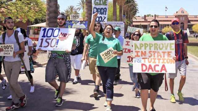 Ser migrante y DACA en la era Trump