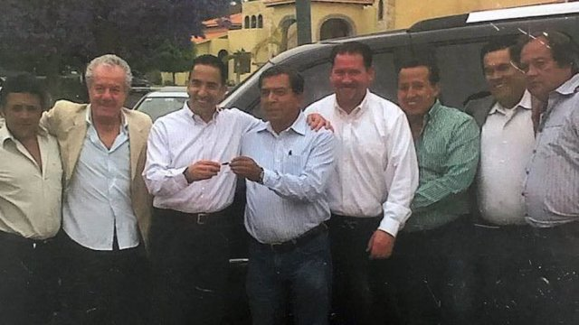 huachicol, javier lozano, Othón Muñoz Bravo, PAN, líder huachicolero