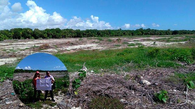 Punta Nizuc en peligro por hotel de lujo