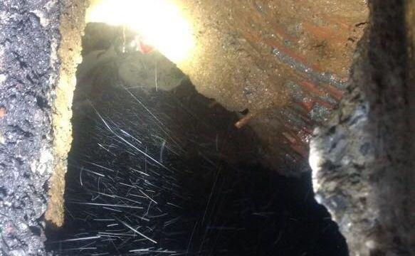 Protección Civil detecta otro socavón en Cuernavaca