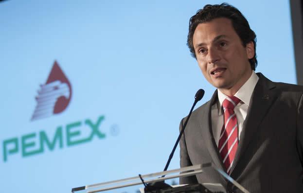 PGR investiga riqueza de Lozoya cuando dirigía Pemex