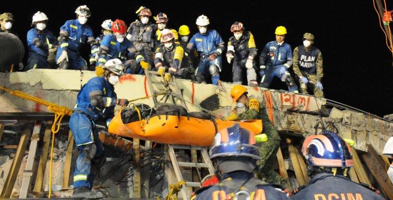 324 víctimas fatales por sismo del 19
