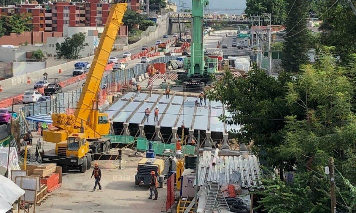 cuánto costará reparar socavón de paso expres