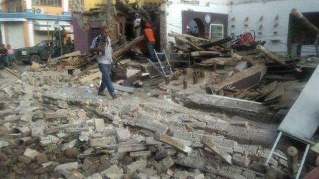Fonden presupuesto destinado para desastres naturales