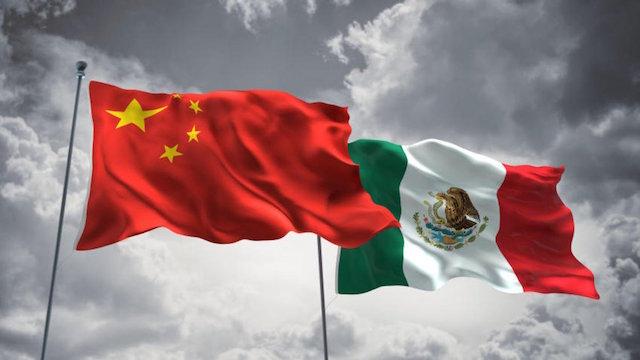 México China comercio
