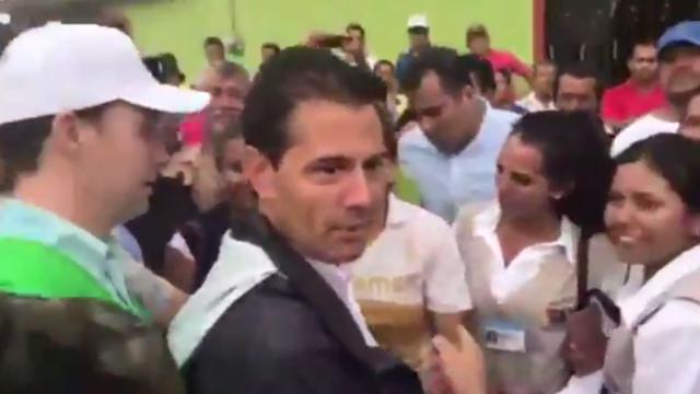 crean que sí hay güeras': EPN en Chiapas [VIDEO]