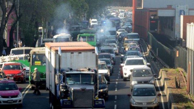 Semarnat nueva norma emisión de contaminantes megalópolis