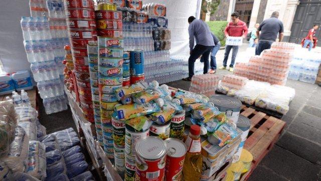ayuda a damnificados sin afectar las economías locales