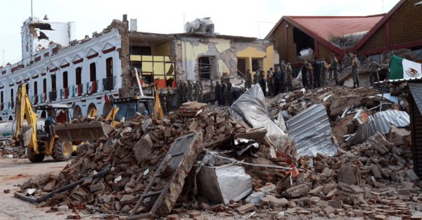 impacto económico sismo