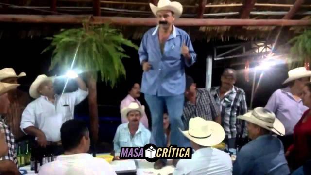Layín baila porque se birló el presupuesto de San Blas