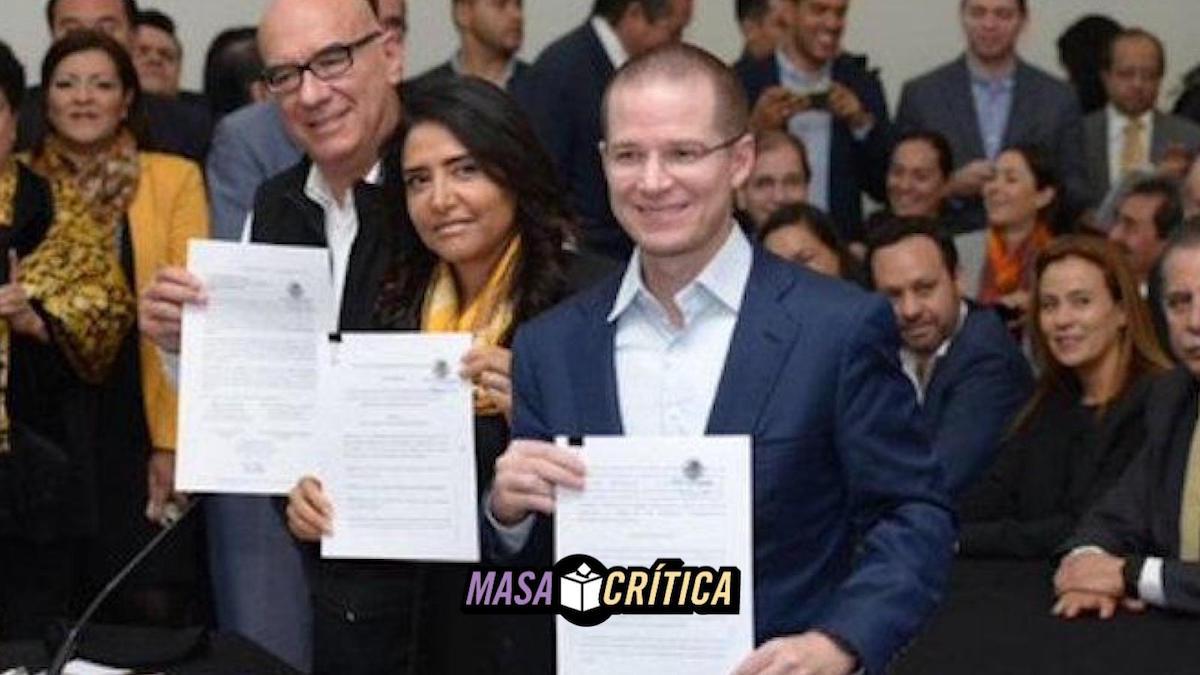 terminación anticipada cláusula frente ciudadano por méxico