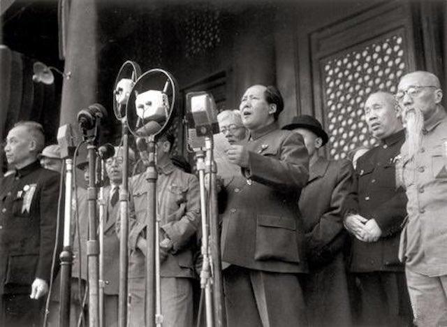 China Revolución cultural