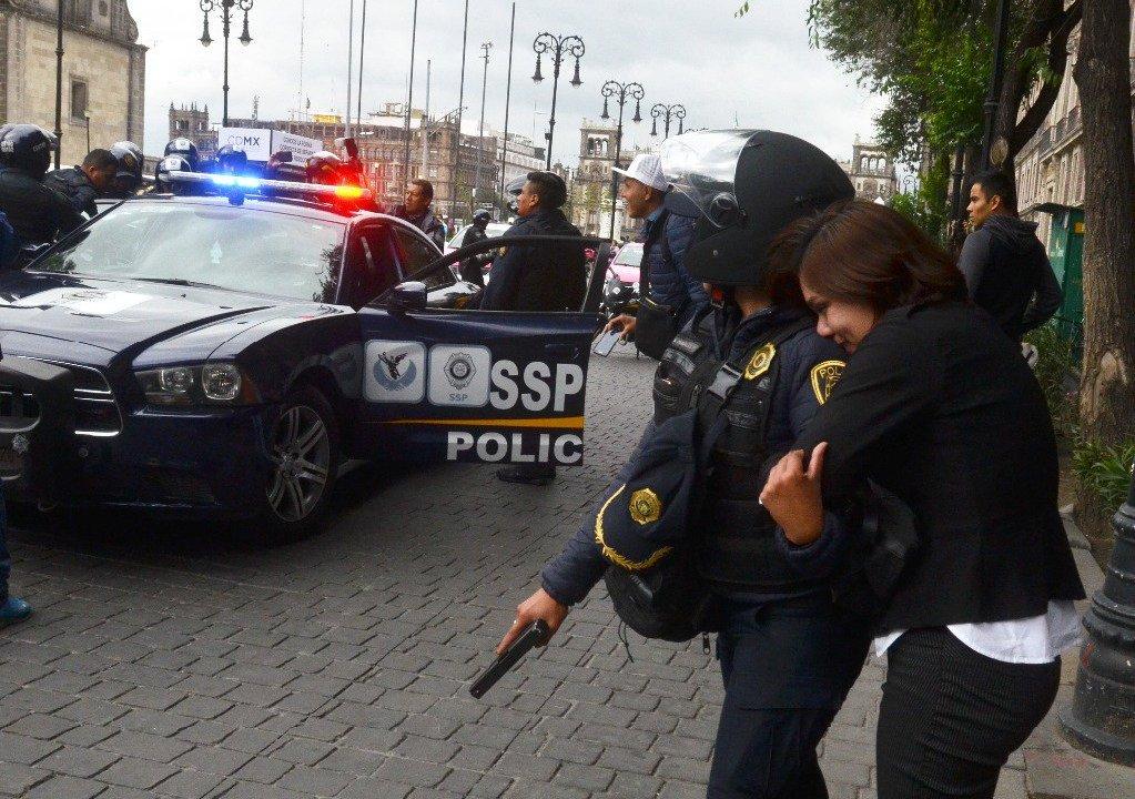 Secuestros suben en cinco estados de México