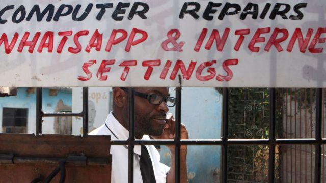 En Zimbabwe hay un ministerio para censurar Whatsapp