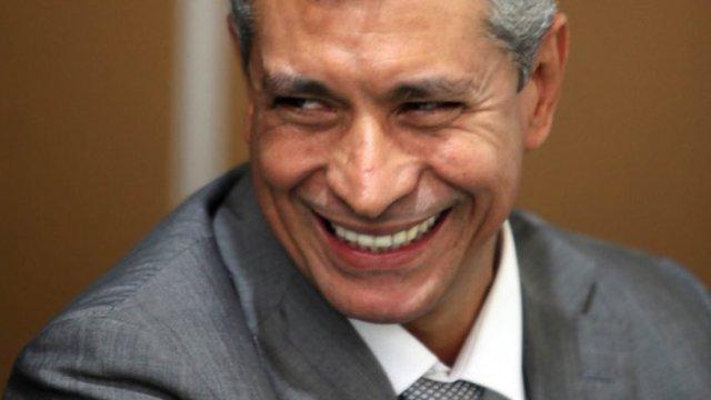 Multa e inhabilitación contra Anguiano Moreno