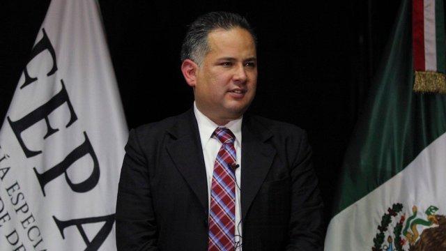 Lozoya Santiago Nieto FEPADE despido Odebrecht corrupción