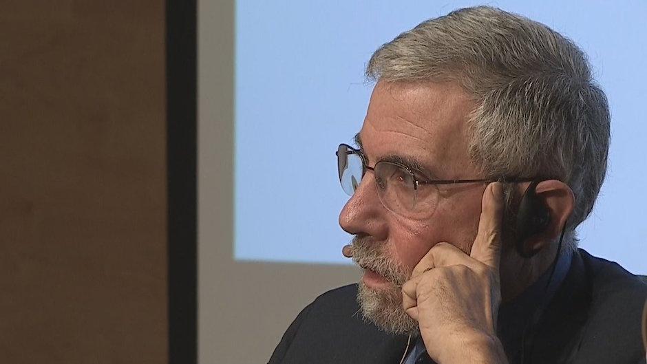 Krugman dice que derogación TLCAN será evento similar a Brexit