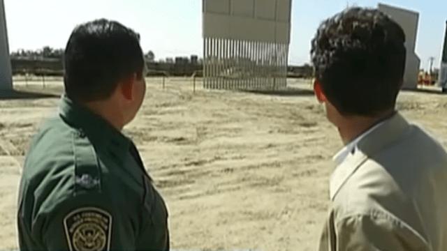 inmigrantes cruzan frontera en vivo en san diego