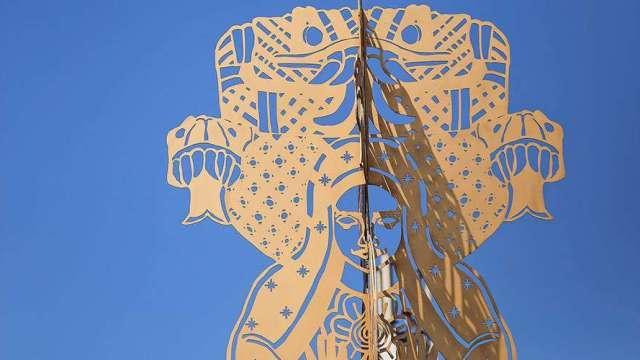 sandoval íñiguez sincretismo estatua blasfemia guadalajara virgen