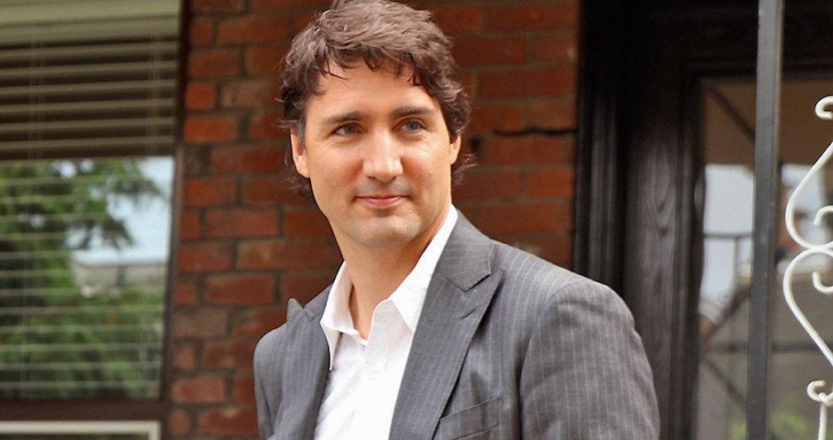 Trudeau doble discurso progresismo y compañías